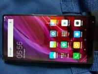 """Xiomi MI Mix 6.4"""" edge less Smartphone 6GB 256GB 18k Gold edition"""