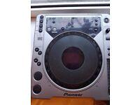 PIONEER CDJ 800 MK1 - SINGLE CDJ TURNTABLE (POWER ADAPTER INCLUDED)
