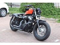 Harley Davidson forty eight sportster 48
