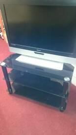 Bush 32 inch flat screen TV with stand