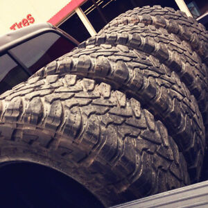 33x12.50R18 Toyo Open Country M/T