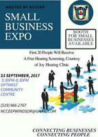 Small Business Expo Fall 2017