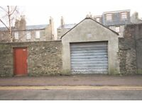 Single lock up garage with electricity to rent in Albyn Lane (behind Union Grove)