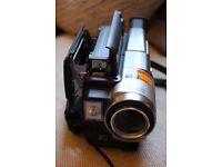 Sony Hi8 Camcorder CCD-TR718E