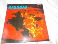 Vinyl 12in 45 Chains Of Love / Don't Suppose / The Good , The Bad And The Ugly – Erasure