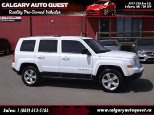 2015 Jeep Patriot Sport North Edition 4X4/MUST SEE/EASY FINANCIN