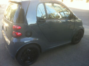 Smart Fortwo 10th Anniversary Edition limited to 10