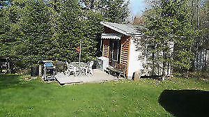 1 acre land with a tiny house for sale
