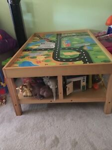 Play surface/train table- pick up millwoods