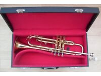 For sale – Trumpet (brass) – B flat.