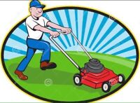 Lawn care and exterior painting