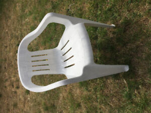 Free patio chair