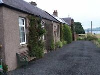 2 bedroom cottage Nr Dunfermline to rent