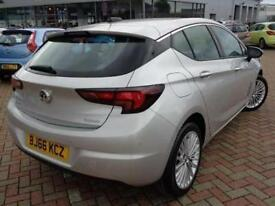 2017 Vauxhall Astra 1.0T 12V ecoFLEX Elite 5 door Petrol Hatchback