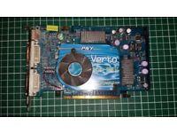 PNY Technologies VCG6600GXPB GeForce 6600GT 128MB PCI-E Video