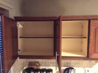 Kitchen units, doors and worktop for sale......