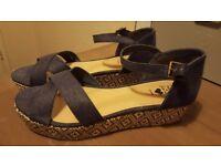 girls sandals size5