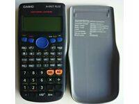 A scientific calculator for sale