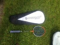 Dunlop Sports Badminton Racquets -- Player set