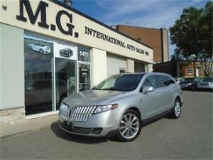2011 Lincoln MKT AWD 7 Pass.w/Leather/Navi/Pano Roof/DVD