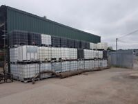 IBC Storage Tanks - 80 Available