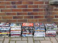 Over 70 DVDs for £5 Great Collection for Entertainment or Resale