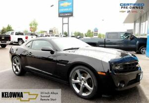 2013 Chevrolet Camaro 1LT | 20 Inch Alloys | Sunroof | Remote St