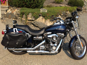 2012 Harley Davidson Dyna Super Glide Custom