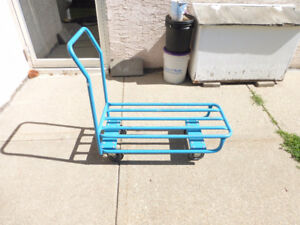 Moving Trolley with handle for sale price lowered