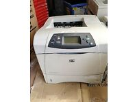 HP Laser Network Printer 4050 & 4250N - for parts only