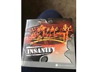 INSANITY WORKOUT DVD SET