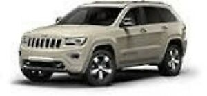 2017 Jeep Grand Cherokee New Car Overland|4x4|Diesel|Navi|Pano S