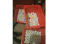 Dog walker golf balls. All makes, all colours. 1000s available.