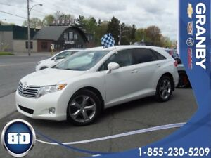 2010 Toyota Venza V6 AWD 5 PASSAGERS