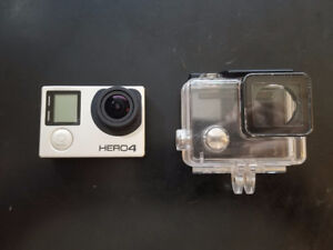 GoPro HERO4 Black + Accessories [REDUCED] for sale  Nanaimo