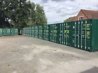 STORAGE CONTAINERS £100P/M AND UNITS TO RENT FROM £45P/M
