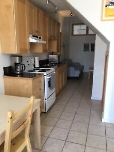 1 Bedroom Furnished Apartment close to downtown