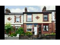 2 bed terraced property for sale in Oakhill.