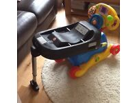Silver Cross Simplicity Isofix base - excellent condition