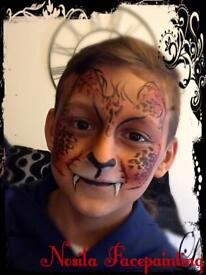Professional Facepainter cover all London area