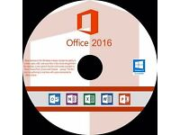 Microsoft Office 2016 Professional Plus + Activators, Permanent