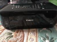 Canon printer and scanner MX435