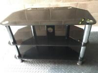 TV stand excellent condition 3 tier