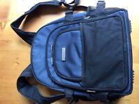 Heavy duty laptop rucksack