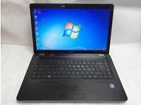 HP/Compaq Quick Laptop, 250GB, 3GB Ram, Windows 7, Microsoft office, VGood Condition