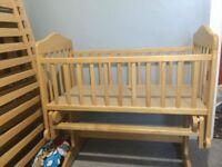 Large crib