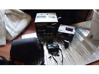 Samsung NX100 Camera Body External Flash Genuine Carrying Case Boxed