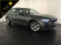 2014 BMW 520D SE DIESEL ESTATE 1 OWNER BMW SERVICE HISTORY FINANCE PX
