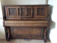 Firth Bros, Edmonton Upright Piano