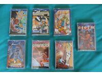 7 original Atari 8 bit retro games on cassette. Excellent condition £6 each